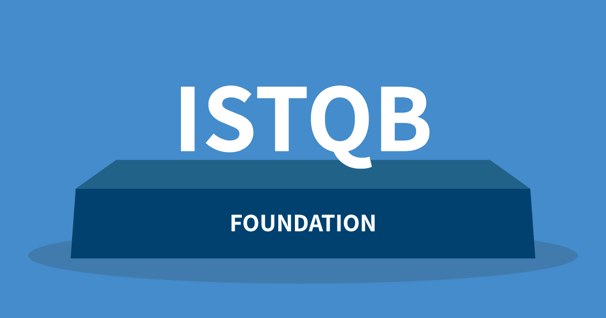ISTQB foundation exam